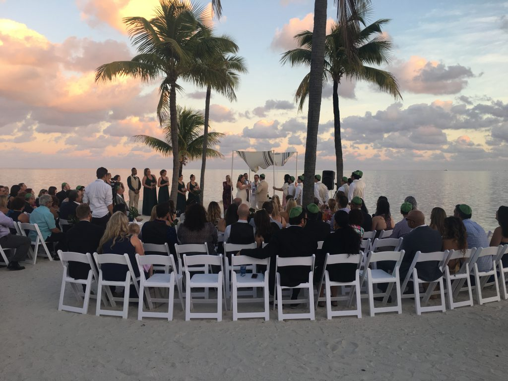 George Pollis and the Band Play a Wedding